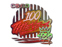 100 Thieves (Holo) | 2020 RMR