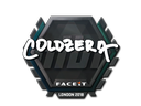 coldzera | London 2018